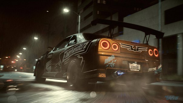 Need for Speed 2015 игра