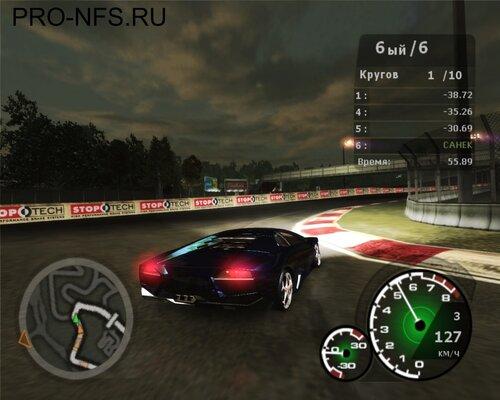 Lamborghini REVENTON для NFS Underground 2