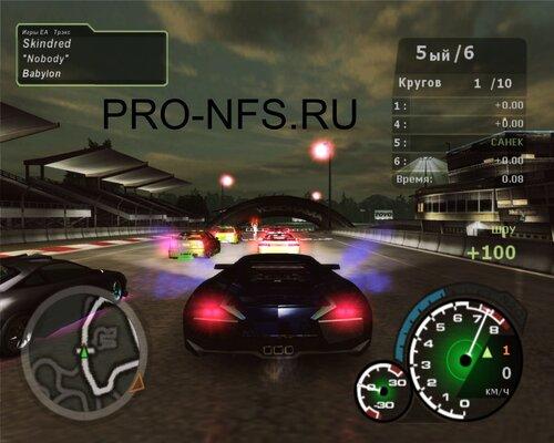 Lamborghini REVENTON NFS Underground 2