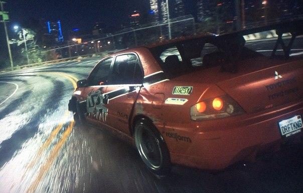 Скриншот из игры Need for Speed 2015